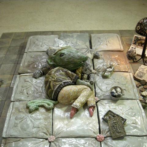 Het ontwaken van de muis, Lao Shu