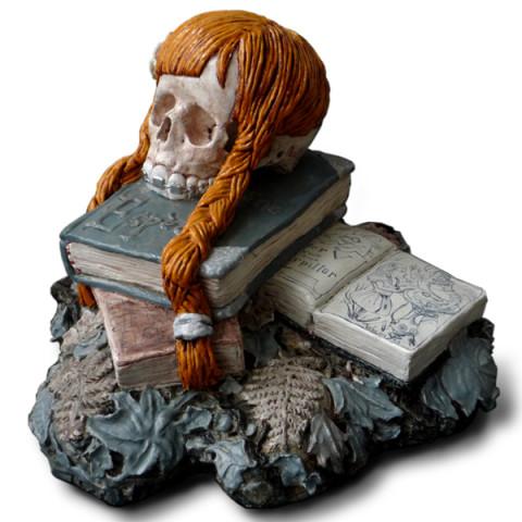 Alice, en mijn liefde voor boeken