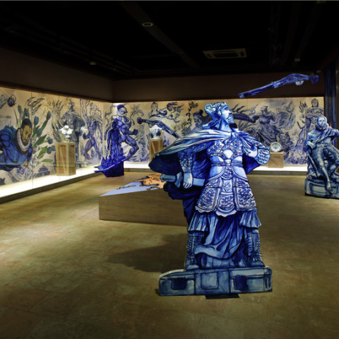 The Blue revolution in Dongguan, China