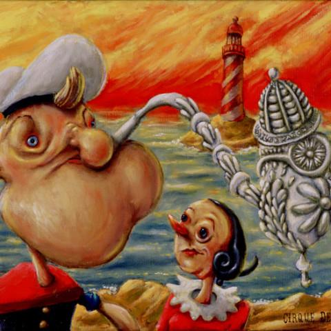 Dandy Popeye