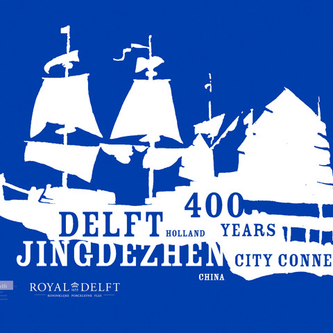 Delft-Jingdezhen 400 years city connection