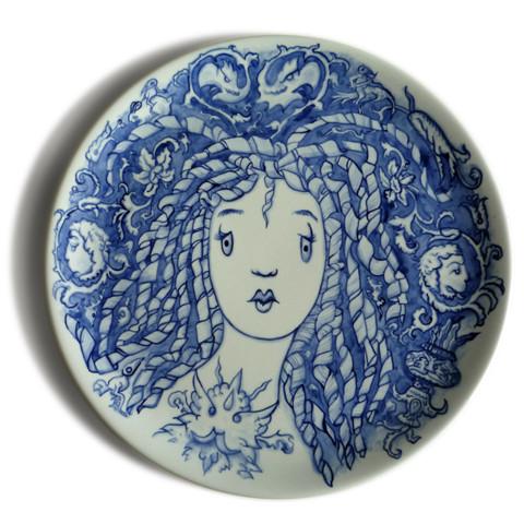 Perpetua and Mirabella plates