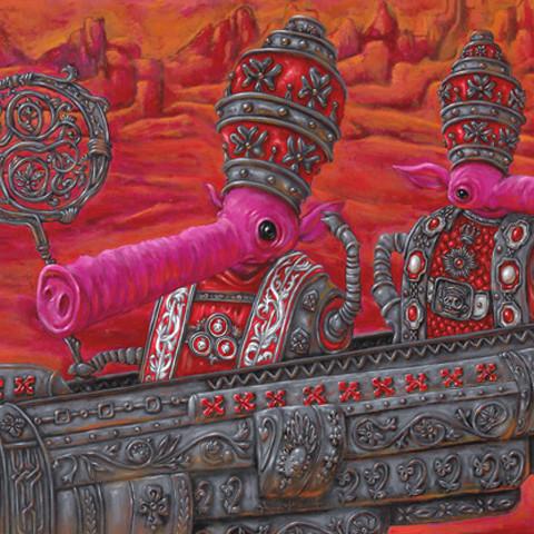 Porkus Inquisitie / Rode planeet