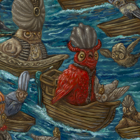 Onderhandelaars (Zeeslag der Sultans)