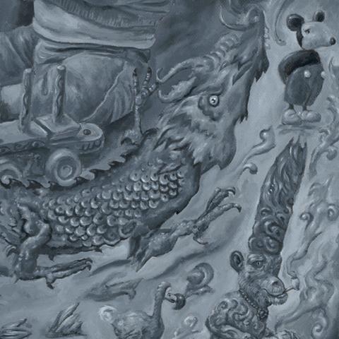 De avonturen van Noah en Milou in het rijk van de pijprokende apen
